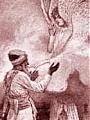 Aniołowie nieustannie zatroskani o nasze wieczne szczęście