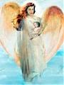 Aniołowie bezgłośnie płaczący